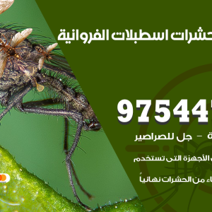 رقم مكافحة حشرات وقوارض اسطبلات الفروانية
