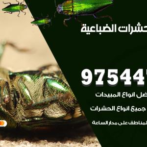 رقم مكافحة حشرات وقوارض الضباعية