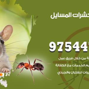 رقم مكافحة حشرات وقوارض المسايل