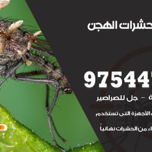 رقم مكافحة حشرات وقوارض الهجن