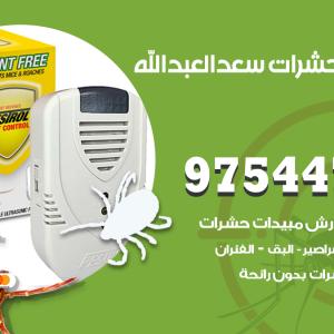 رقم مكافحة حشرات وقوارض سعد العبدالله