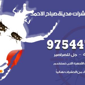 رقم مكافحة حشرات وقوارض مدينة صباح الاحمد
