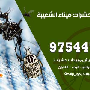 رقم مكافحة حشرات وقوارض ميناء الشعيبة